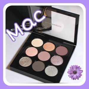 Mac Solar Glow Times Nine Moon Rock Eye Palette